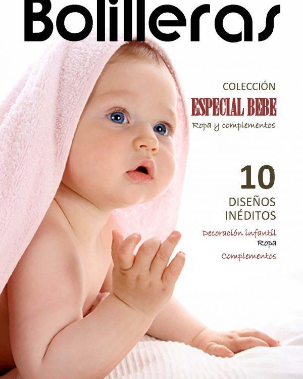 revista bolillos especial bebes